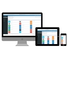 Backoffice Responsive
