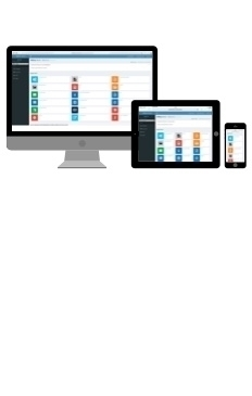 Responsive Backoffice