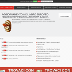 Template Sito Business, Template ™CMS mywork