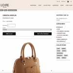 Template Sito ECommerce, Template ™CMS mywork